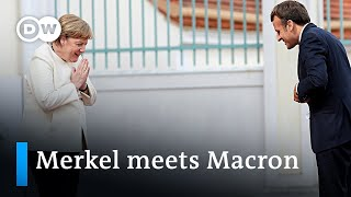 Merkel and Macron work on European Covid-19 recovery fund proposal | DW News