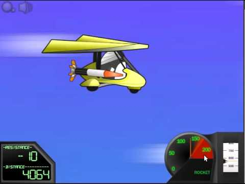 Learn to Fly 2 - Arcade Mode [25000$ | 15000 Points]