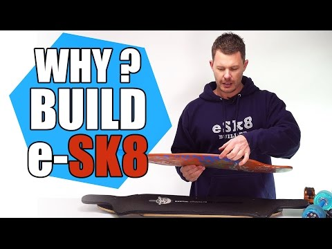 How to select the perfect deck | Electric Skateboard Build