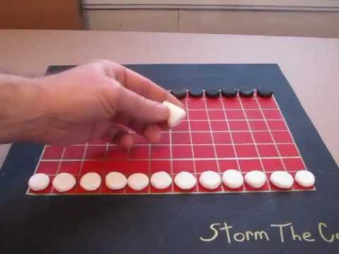 Make an Ancient Roman Board Game (Ludus Latrunculorum)