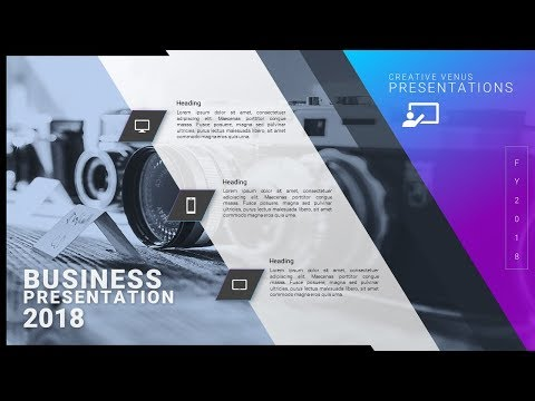 How To Design Beautiful Business Information List, Process, Slide in Microsoft Office PowerPoint PPT