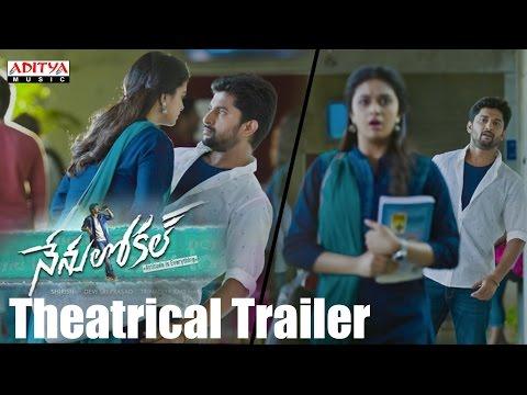 Nenu Local Theatrical Trailer - Nani, Keerthy Suresh   Devi Sri Prasad   Dil Raju
