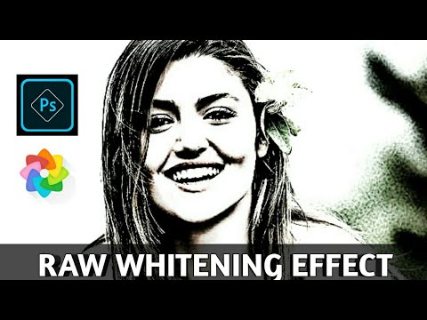 Raw effect | Face whitening | Android | Rahul Creations