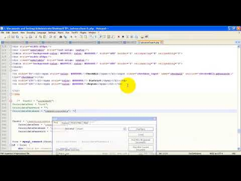 Step4 Final Edit and Replace database and user login details-website migration tutorial