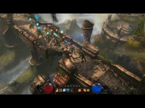 Diablo III: Gameplay Trailer
