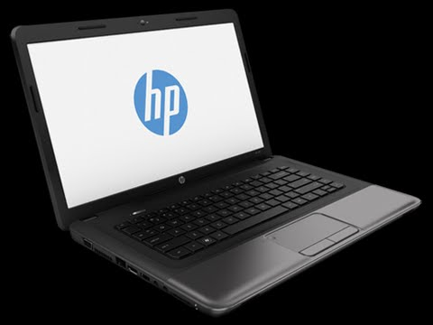 HP 650 Laptop Hard Drive Replacement/Upgrade