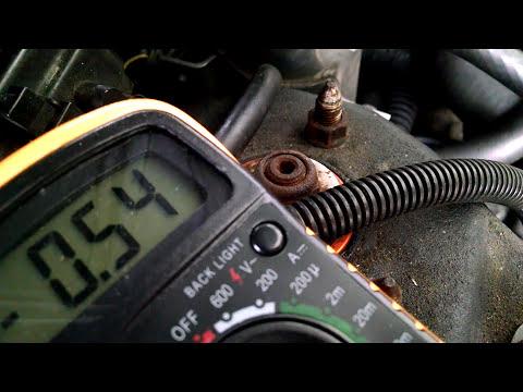H22/F22 TPS calibrating
