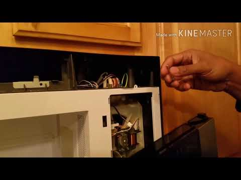 Microwave keeps going out (Easy Fix)