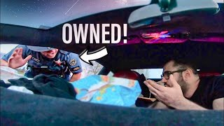 COP MESSES WITH THE WRONG LAMBORGHINI OWNER!! **ORIGINAL VIDEO**