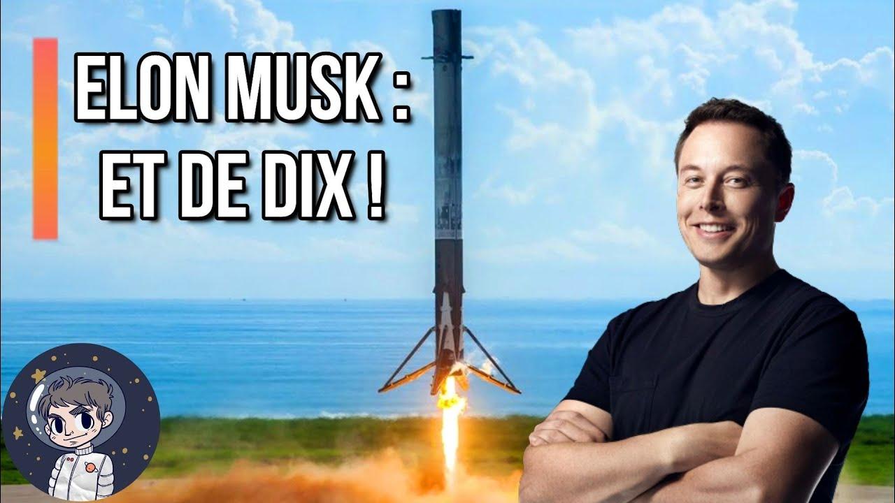 Download SpaceX et Falcon 9 : et de DIX ! - Le Journal de l'Espace - Actualité Spatiale MP3 Gratis