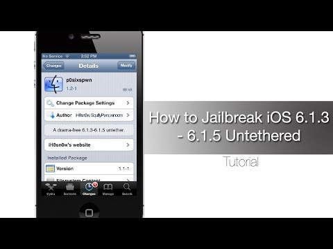 How to Jailbreak Untethered iPhone 3GS, 4, iPod Touch 4G on iOS 6.1.3 - 6.1.5 - iPhone Hacks
