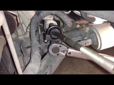 Inner Tie Rod Change. Ford Flex 2012 SEL, FWD