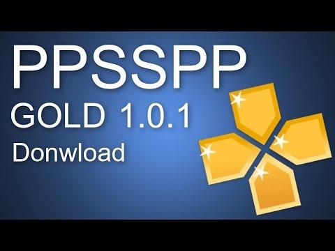descargar ppsspp gold