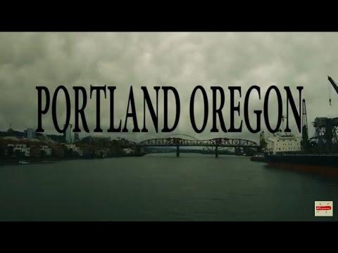 The Vlog Film (1200 miles) From DENVER Colorado to PORTLAND Oregon by train.