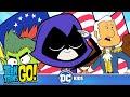 Teen Titans Go Liberty Punch Dc Kids