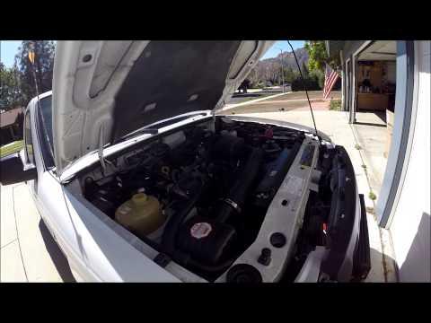 2007 Ford Ranger Coolant Flush