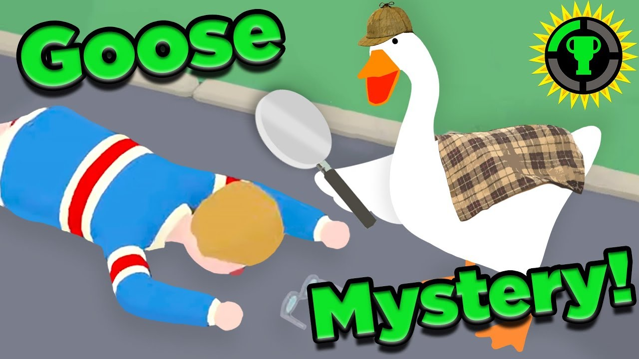 Game Theory: Can a Goose DESTROY YOUR LIFE? (Untitled Goose Game)