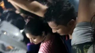 Chennai Girl harrassed at local bus. Touch bus private part