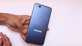 Honor V10 [India] Unboxing, Hands on, Camera Sample and Features