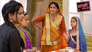 Thapki's Daughter Bani Forced To Fast | Thapki Pyaar Ki | थपकी प्यार की  | TellyMasala