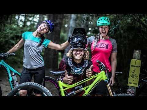Crankworx Rotorua 2018 - Deep Summer Entry Antonio Obregon