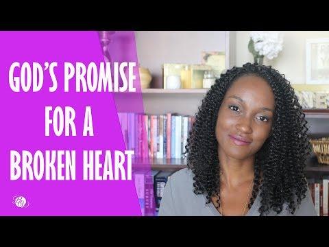 Gods Promise for a Broken Heart