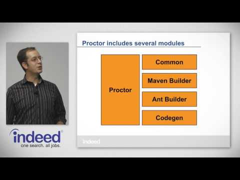 @IndeedEng: Managing Experiments and Behavior Dynamically with Proctor