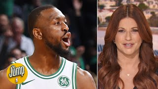 The Celtics had a horrible day -- until the game vs. the Mavericks started | The Jump