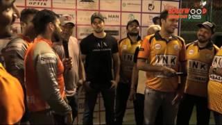 Imran Khan Attend Final Match Of Tony Premier League| Bollywood Inside Out