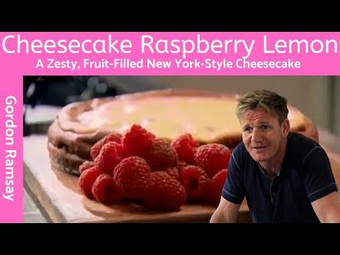 Gordon Ramsay Baked Cheeecake