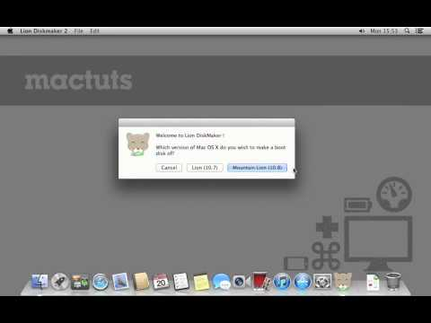Setting Up a Diagnostic Drive for Your Mac