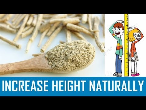 How to increase height in 1 week | Home Remedies to grow height in 7 days (after 21)