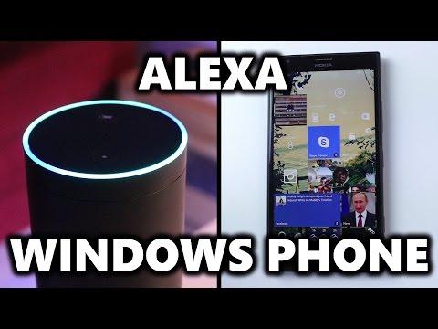 How to Control Amazon Alexa on Windows Phone