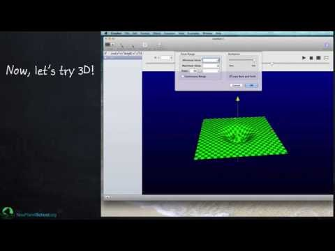 Mac Grapher: Animation