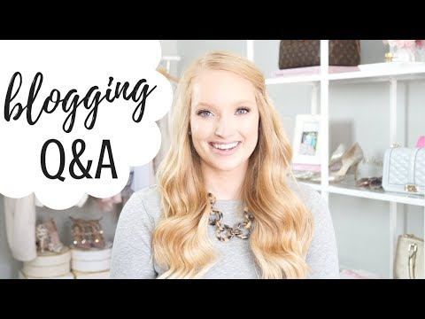 Blogger Q&A: #1 tip for new bloggers, how did I grow my blog?