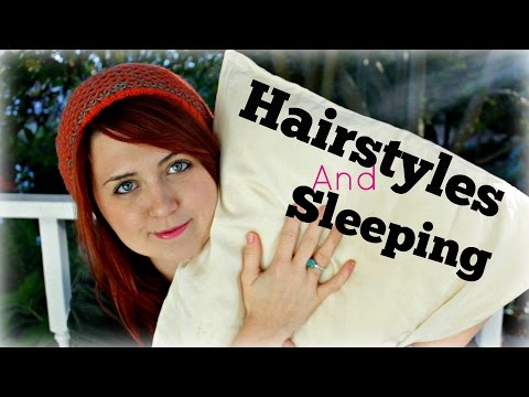 How to Keep Hair Straight/Curly Overnight [Quick Tip Tuesday]
