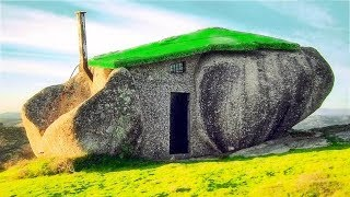 10 Most Unusual Houses In The World !