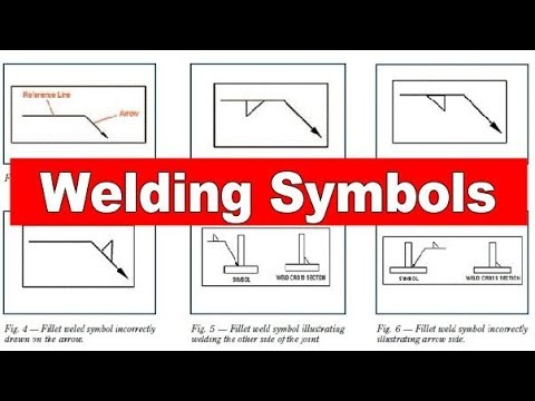 Welding Symbols   Piping Official