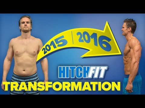 MY RADICAL HITCH FIT LIFE TRANSFORMATION