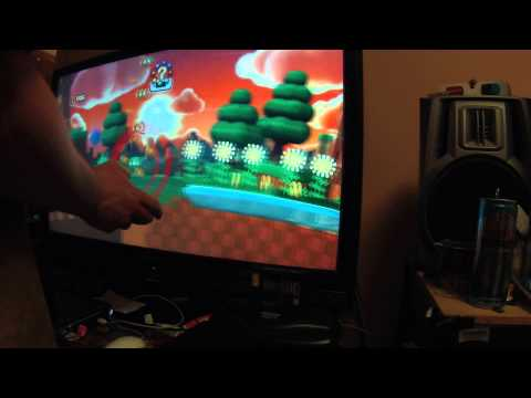 Sonic Lost World commentary