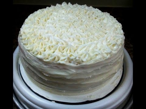 Moist White Cake Recipe | HOW TO MAKE A MOIST WHITE CAKE | Kiwanna Ford