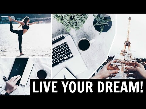 HOW TO SET, PLAN AND ACHIEVE YOUR GOALS / GIRLBOSS / Nika Erculj