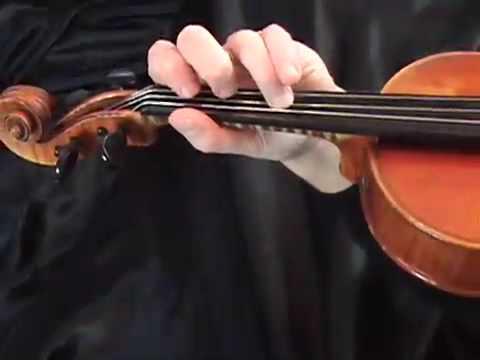 Violin - Fiddle Lessons - HARMONIC MINOR SCALE
