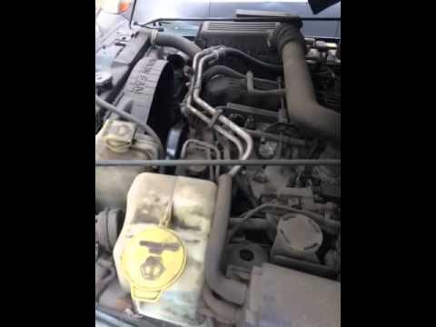 2000 Jeep Wrangler making loud noise