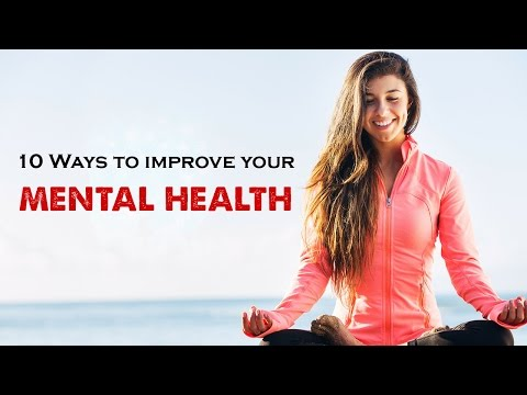 Spiritual - 10 Ways to improve your mental health | Best Video on Mental Health