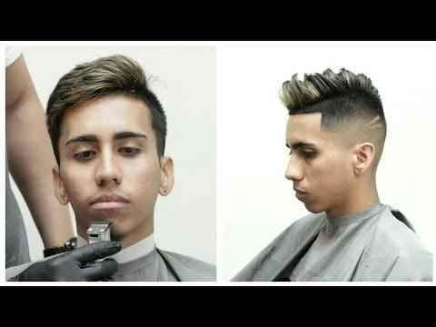 Cristiano Ronaldo Inspired Hairstyle