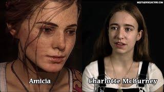 A Plague Tale: Innocence - Characters Voice Actors