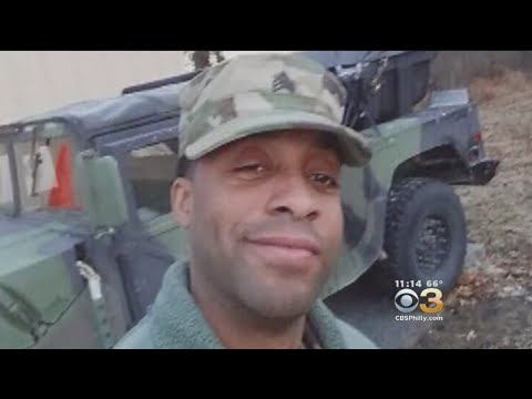 Search On For Missing National Guardsman After Maryland Flash Flooding