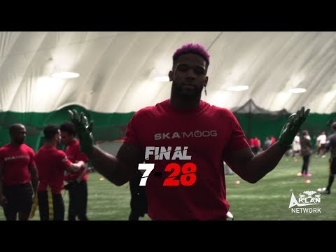 Terron Beckham | Flag Football League Game 1