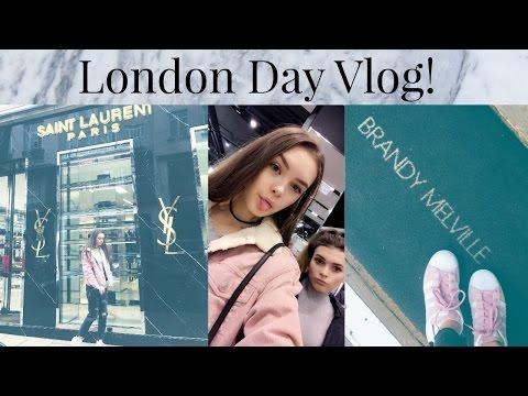 LONDON DAY VLOG! | India Grace Vlogs